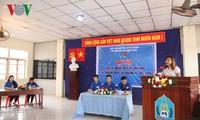 Liên chi Đoàn TNCS Hồ Chí Minh tại ĐHQG Lào tiếp tục đổi mới