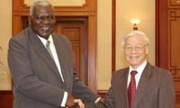 Gìn giữ và vun đắp tình hữu nghị, đoàn kết đặc biệt Việt Nam-Cuba