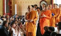 Củng cố quan hệ tốt đẹp giữa Giáo hội Phật giáo Việt Nam và Thái Lan