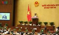 Quốc hội thảo luận về dự án Luật thủy sản (sửa đổi)