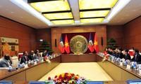 Tăng cường quan hệ nhiều mặt giữa Quốc hội Việt Nam và Thượng viện Cộng hòa Haiti