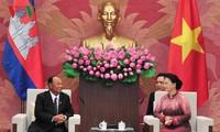 Quan hệ Việt Nam – Campuchia: 50 năm gắn bó khăng khít