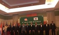 Đối thoại ASEAN - Hàn Quốc lần thứ 21