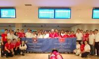 Giao lưu hữu nghị đoàn kết giữa Đại sứ quán Việt Nam và Lào tại Hàn Quốc