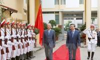 Tăng cường quan hệ hợp tác giữa Bộ Công an Việt Nam và Hội đồng An ninh Liên bang Nga