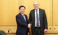 Phó Thủ tướng Vương Đình Huệ thăm và làm việc tại New Zealand