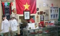 Thư viện bảo tàng DX : Tình yêu của Hazarin R Junep  với  Đài Tiếng nói Việt Nam