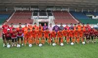 U22 Việt Nam so tài cùng Đội tuyển các ngôi sao K.League