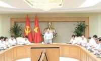 Phó thủ tướng Vương Đình Huệ chủ trì họp Ban Chỉ đạo Trung ương các chương trình mục tiêu quốc gia