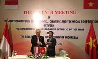Hợp tác chặt chẽ thúc đẩy quan hệ thương mại giữa Việt Nam và Indonesia