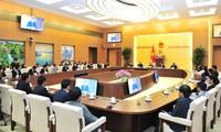 Chủ tịch Quốc hội Nguyễn Thị Kim Ngân tiếp Đoàn nghị sỹ trẻ Quốc hội Nhật Bản
