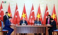 Phấn đấu đưa kim ngạch thương mại Việt Nam - Thổ Nhĩ Kỳ lên 4 tỉ USD vào năm 2020