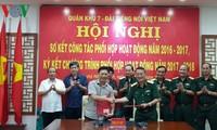 VOV và Bộ tư lệnh Quân khu 7 ký kết phối hợp hoạt động năm 2017 - 2018
