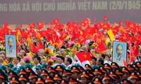 Lãnh đạo các nước chúc mừng Quốc khánh Việt Nam