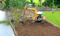 Quyết tâm mạnh mẽ phát triển bền vững Đồng bằng sông Cửu Long trước các thách thức biến đổi khí hậu