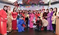 Gặp gỡ chào mừng Ngày Phụ nữ Việt Nam tại Đài Loan (Trung Quốc)