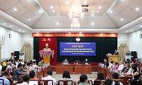 Chủ tịch Mặt trận Tổ quốc Việt Nam gặp mặt doanh nhân, doanh nghiệp Việt Nam tiêu biểu