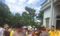 Hội sự nghiệp từ thiện Minh Đức cứu trợ bà con bị ảnh hưởng bão lũ ở tỉnh Thanh Hóa