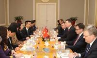 Việt Nam và Latvia thống nhất tăng cường hợp tác trong nhiều lĩnh vực