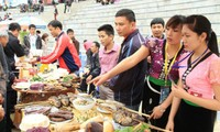 Khai mạc Liên hoan ẩm thực ở nhiều vùng miền