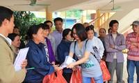 Kiều bào tại Singapore và Đài Loan (Trung Quốc)  ủng hộ đồng bào bị lũ lụt