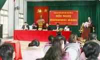 Hoạt động tiếp xúc cử tri của các đại biểu Quốc hội