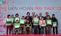 Liên hoan ẩm thực 2017: Quảng bá văn hóa ẩm thực đặc sắc Việt Nam