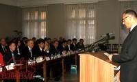 Hội thảo xúc tiến thương mại, đầu tư Việt Nam – Séc