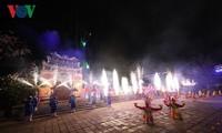 Nhiều chương trình nghệ thuật của Festival Huế thu hút đông người xem