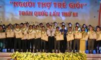 """Liên hoan """"Người thợ trẻ giỏi"""" toàn quốc năm 2012"""