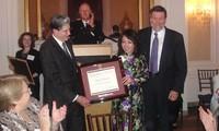 Bộ trưởng Y tế Việt Nam được đề cử là Nhà lãnh đạo Y tế Havard
