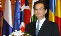 Thủ tướng Chính phủ Nguyễn Tấn Dũng tham dự Hội nghị cấp cao ASEAN 21
