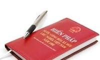 Khẳng định vai trò của công đoàn trong Dự thảo sửa đổi Hiến pháp 1992