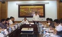 Kiểm tra thực hiện Nghị quyết Trung ương 4  tại Bộ Văn hóa Thể thao và Du lịch