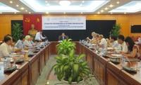 Việt Nam mong muốn IAEA chia sẻ kinh nghiệm phát triển nhân lực điện hạt nhân