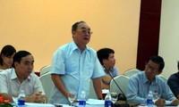 Phiên họp toàn thể Ủy ban Pháp luật của Quốc hội
