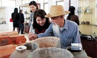 Vinh danh bảo tàng khảo cổ học cộng đồng đầu tiên ở Việt Nam