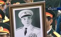 Đại tướng Võ Nguyên Giáp đã về với đất mẹ Quảng Bình