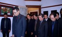 Đại sứ quán Việt Nam tại nhiều nước tổ chức lễ viếng Đại tướng Võ Nguyên Giáp