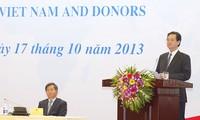 Hợp tác giữa Việt Nam và các nhà tài trợ không ngừng phát triển