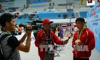 Para Games 7: Đoàn Việt Nam dẫn đầu trong ngày thi đấu đầu tiên