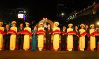 Khai mạc Đường hoa Nguyễn Huệ và Đường sách Tết Giáp Ngọ 2014 tại Thành phố Hồ Chí Minh