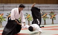 Biểu diễn Aikido kỷ niệm quan hệ ngoại giao Việt Nam – Nhật Bản