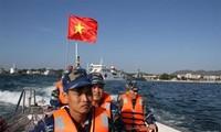 17 nước diễn tập phòng chống thiên tai trên Biển Đông