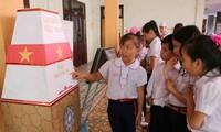Tuyên truyền về biển đảo quê hương cho trẻ em