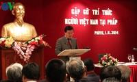 Trí thức người Việt tại Pháp chung tay xây dựng đất nước