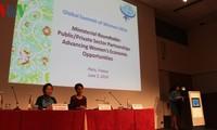 Việt Nam tham gia Hội nghị thượng đỉnh Phụ nữ toàn cầu 2014
