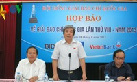 8 tác phẩm của Đài Tiếng nói Việt Nam đạt giải Báo chí quốc gia 2014