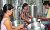 Quỹ trợ vốn tạo cơ hội việc làm cho người lao động nghèo