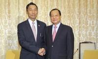 Đoàn Chủ tịch Quốc hội Liên bang Myanmar kết thúc tốt đẹp chuyến thăm Việt Nam